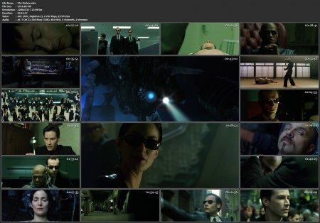 The Matrix Trilogy | 720p | DUAL | MKV
