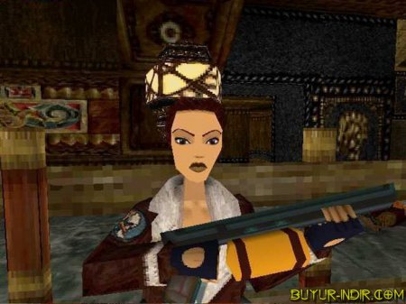 Tomb Raider 2 PC Tek Link