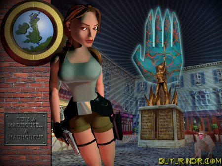 Tomb Raider 3: The Lost Artifact Tek Link