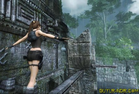 Tomb Raider: Underworld Tek Link Full