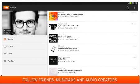 SoundCloud v2015.11.12 APK