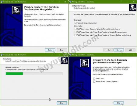 Privacy Eraser Pro v4.8.7 B1770 Türkçe Full