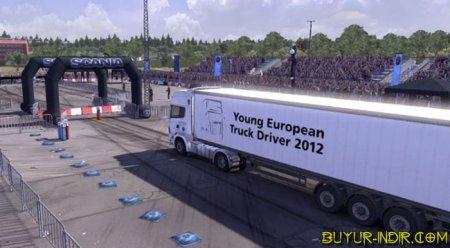 Scania Truck Driving Simulator Full