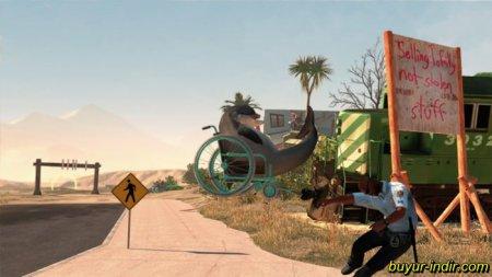 Goat Simulator: PAYDAY DLC