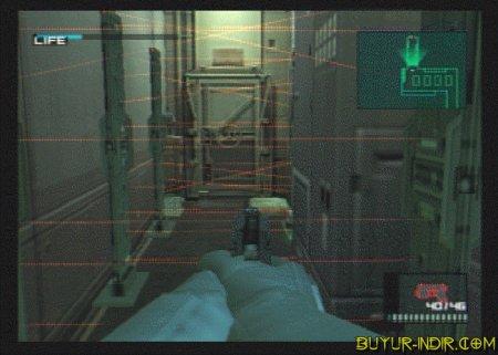 Metal Gear Solid: Integral Tek Link