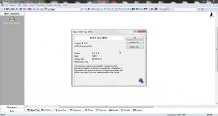 Leica GEO Office - Resimli Kurulumu