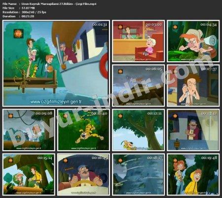 Marsupilami Çizgi Filmi (27 Bölüm - Tek Link)