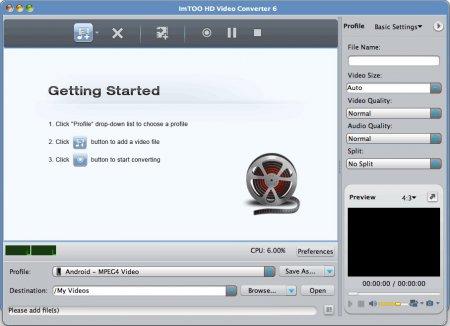 ImTOO HD Video Converter v7.8.13 Full