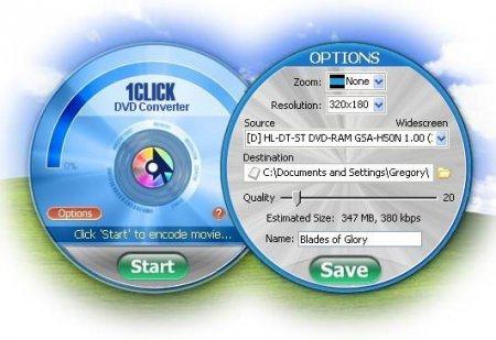 1Click DVD Converter v3.1.1.1