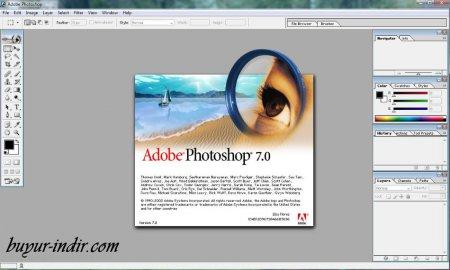 Adobe Photosop v7.0 Full (Nostalji)
