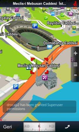 Sygic Gps Navigation v15.5.9 Türkçe Full