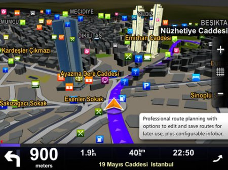 Sygic Gps Navigation v15.5.9 Türkçe Full