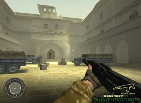 Operation Sandstorm Tek Link