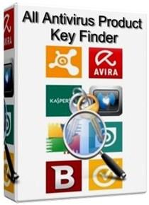 AntiVirus Product Key Finder 2016 v1.9 Portable