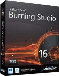 Ashampoo Burning Studio v18.0.5.24 Türkçe