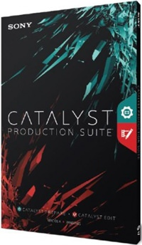 Sony Catalyst Production Suite v2018.2