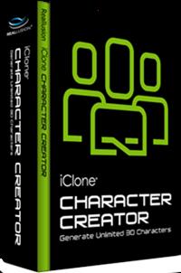 iClone Character Creator v3.01.1016.1