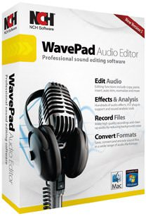 WavePad Sound Editor Masters Edition v7.05