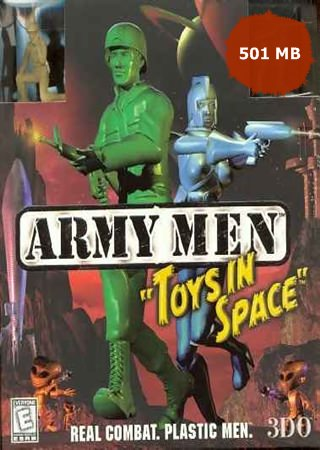 Army Men: Toys in Space Tek Link