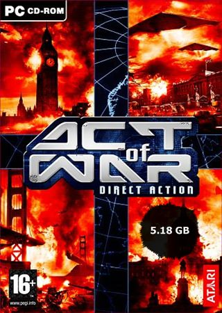 Act of War: Direct Action Full