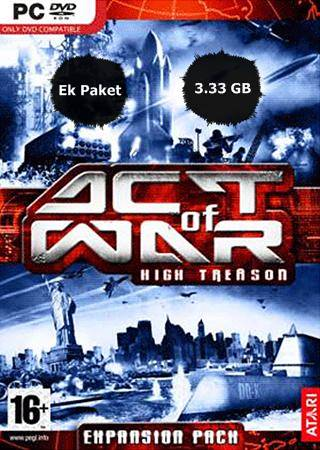 Act of War: High Treason Full