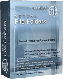 Actual File Folders v1.13