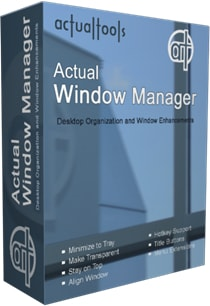 Actual Window Manager v8.9