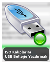 ISO Kalıplarını Kolayca USB Belleğe Yazdırmak - Videolu Anlatım