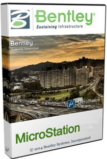 Bentley MicroStation CONNECT Edition v10.00.00.25