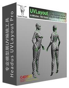 Headus UVLayout Pro v2.09.00