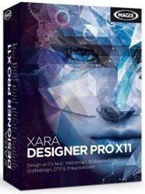 Xara Designer Pro X11 v11.2.3.4078 (x86 / x64)