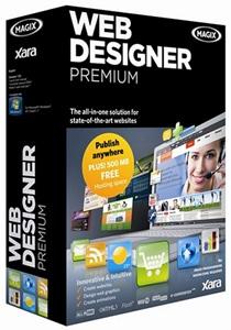 Xara Web Designer Premium v15.0.0.52382 (x68 / x64)