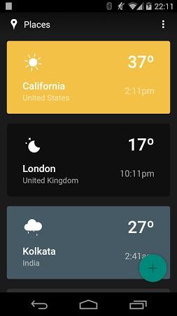 Weather Timeline - Forecast v1.6.6.3 APK