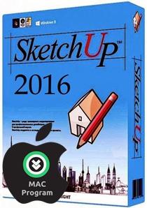 SketchUp Pro 2016 Mac OS X