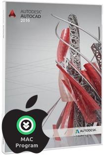 Autodesk AutoCAD 2016 Mac OS X