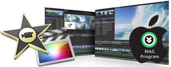 Apple iMovie v10.0.8 Mac OS X