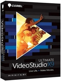Corel VideoStudio Ultimate X9 v19.2.0.4 (x86 / x64)