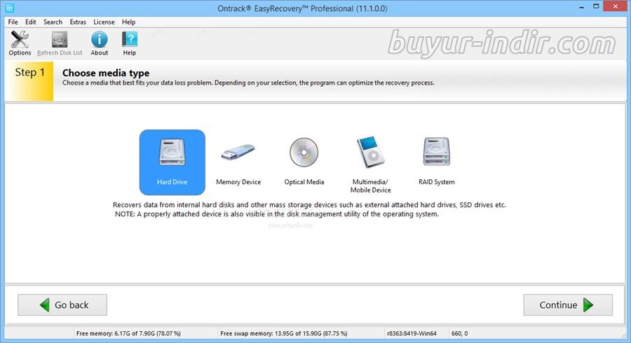 Название: ontrack easyrecovery enterprise 10056 + rus год выпуска: 2013 платформа: windows all язык интерфейса