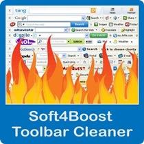 Soft4Boost Toolbar Cleaner v4.5.9.307