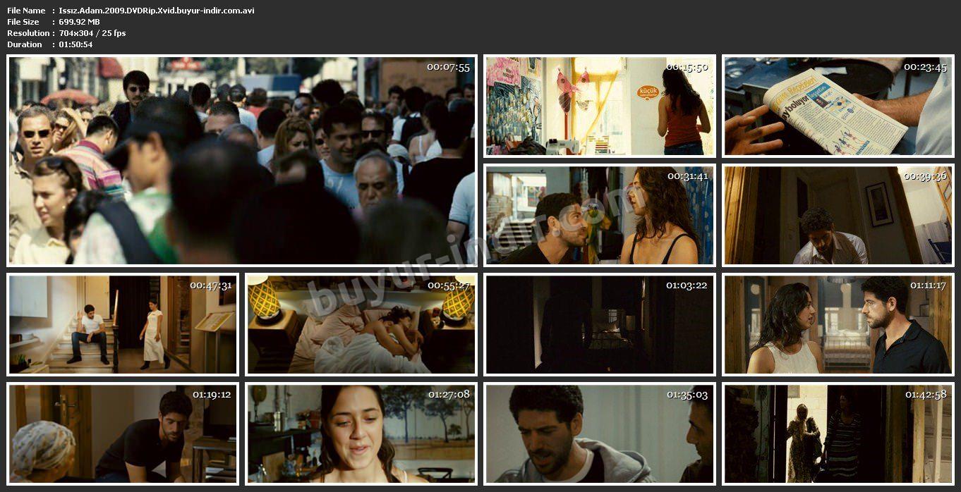 Issz Adam 2008 DVDRip XviD Yerli Film Indir