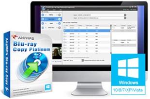 AnyMP4 Blu-ray Copy Platinum v7.2.32