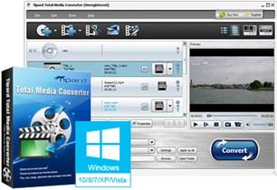Tipard Total Media Converter Platinum v6.2.36