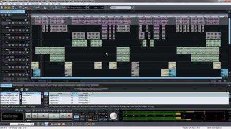 MAGIX Samplitude Music Studio 2016 v22.0.3.26