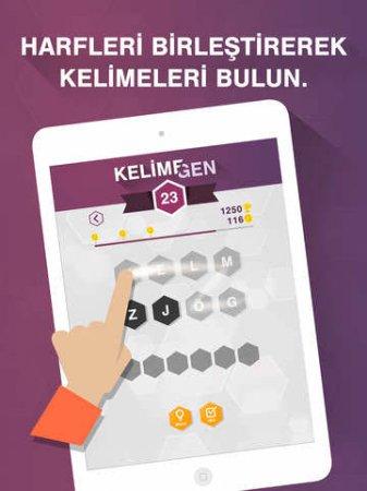 Kelimegen v1.0 iOS iPA