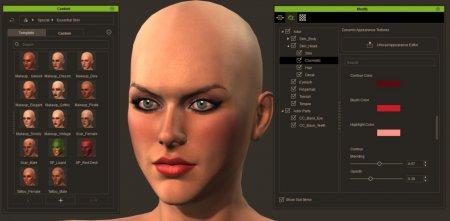 iClone Character Creator v1.4.1402.1 Full
