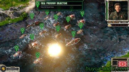 Command & Conquer: Red Alert 3 Uprising Türkçe