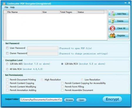 Coolmuster PDF Encrypter v2.1.2 Full