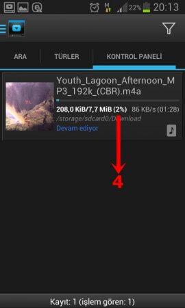 Dentex Youtube Downloader v4.8.2 TR APK Full