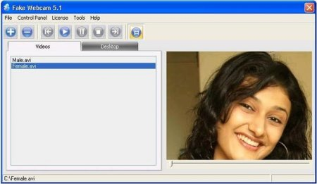 Fake Webcam v7.4 Full