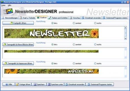 Newsletter Designer Professional v11.3.4 Full